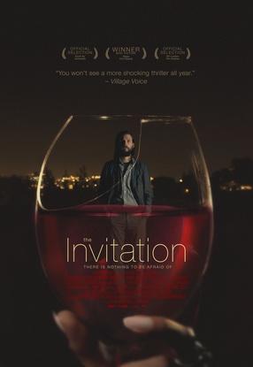 movie poster The Invitation (2015)