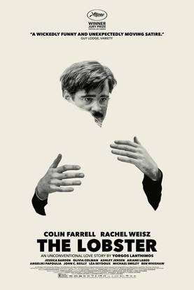 movie poster The Lobster (2015)