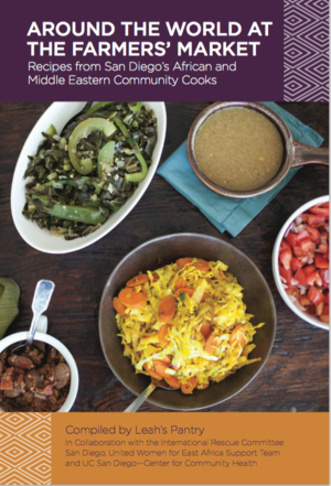 Recipes from San Diego's African and Middle Eastern Community Cooks