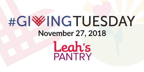 Save the date: #GivingTuesday 2018 is November 27th
