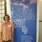 Adrienne at the Food Futures Workshop in NYC
