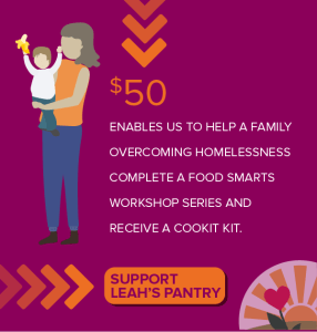 Support Leah's Pantry