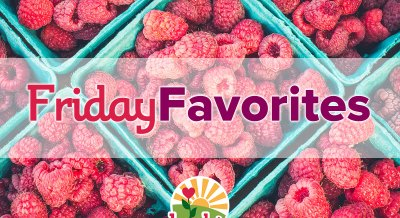 Leah's Pantry: Friday Favorites
