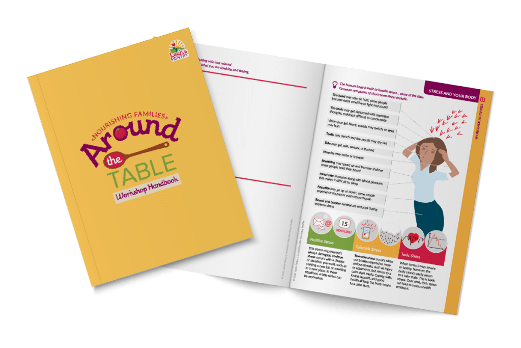 Around the Table: Nourishing Families Workbook Preview
