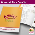 Around the Table: Nourishing Families now in Spanish!