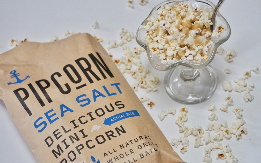 Sea Salt Popcorn Sundae