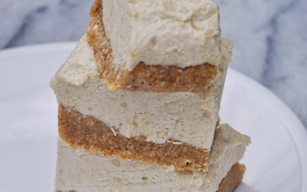 Raw Vegan Cashew Coconut 'Cheesecake'