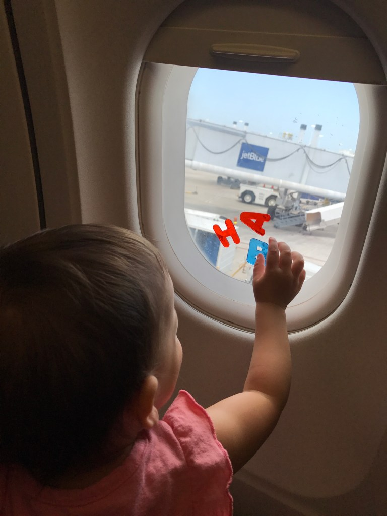 travling with a toddler 768x1024 - My Top Tips for Traveling with a Toddler