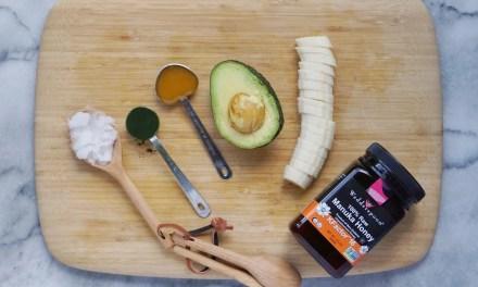 Nourishing Avocado Face Mask - Lifestyle Index