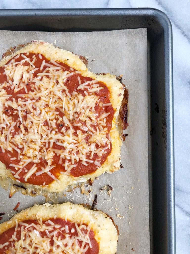 chic parm 1 768x1024 - Gluten-Free & Grain-Free Chicken Parmesan