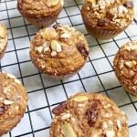 Morning Glory Muffins 2 - Paleo Morning Glory Muffins (Gluten-Free & Grain-Free)