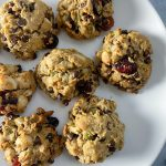 trail mix cookies 4 scaled - Gluten-Free Trail Mix Breakfast Cookies!!