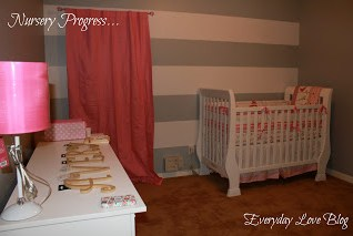 25 Weeks & Nursery Peek