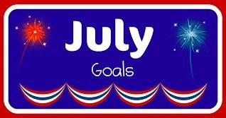 July Goals & June Recap