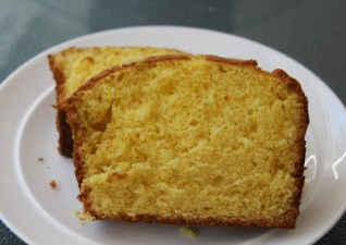 Lemon Pound Cake & What's Cooking