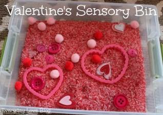 Mommy School- Valentine's Day