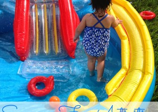 One Year and Beyond- Favorite Summer Toddler Activities