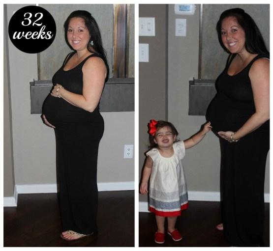 lm 32 weeks