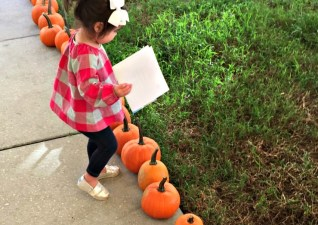 {Mommy School-Guest Post} All About Pumpkins!