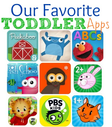 our favorite toddler apps