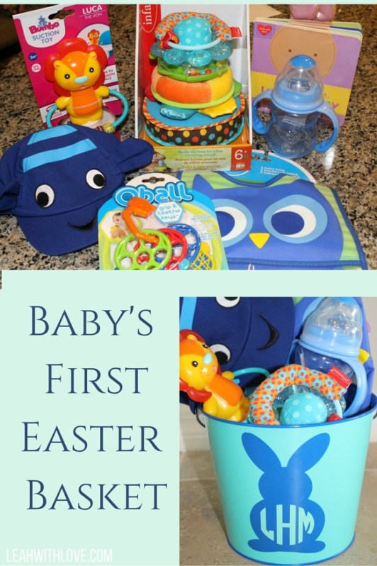 Baby's FirstEaster Basket