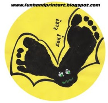 Footprint-bat