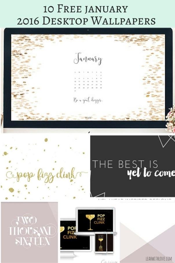 January Desktop Wallpapers (1)