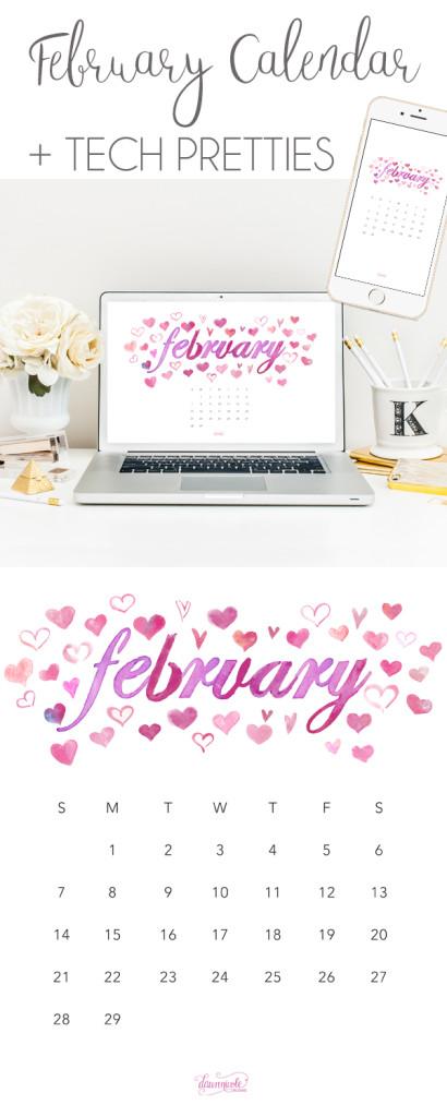 February-2016-Calendar-Pinnable