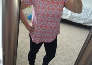 My first and last Stitch Fix Post