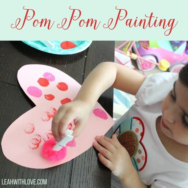 Pom Pom Painting (1)