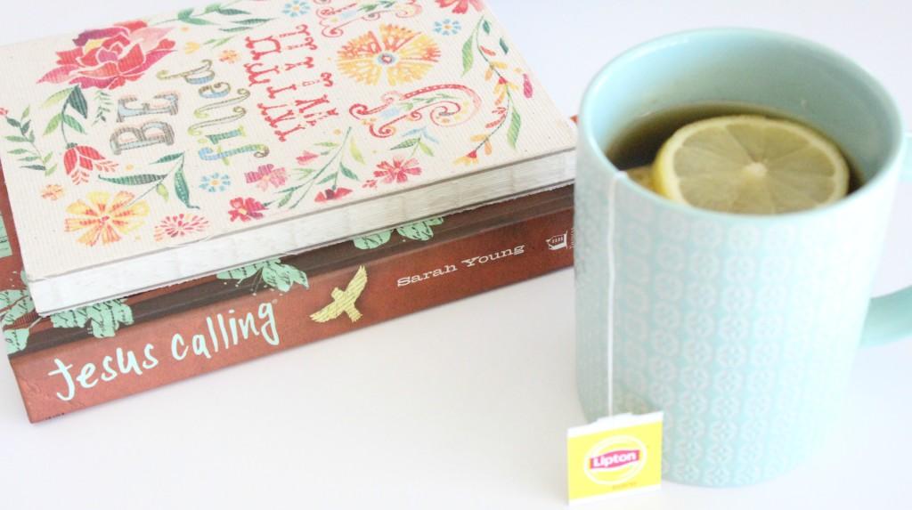 lipton tea time