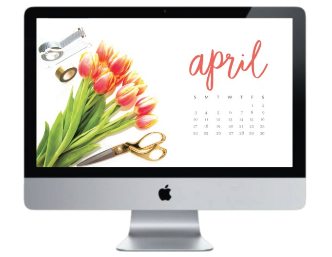 april-desktop-showcase