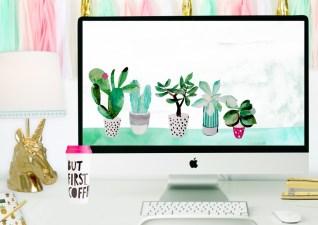 10 Free June Desktop Wallpapers