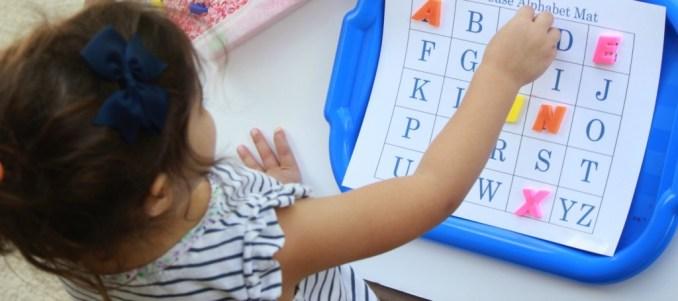 alphabet mat 4
