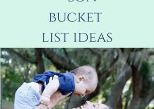 Mother + Son Bucket List
