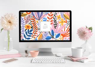 8 Free May Desktop Wallpapers