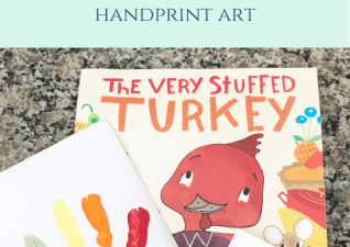 Book Cooks- The Very Stuffed Turkey