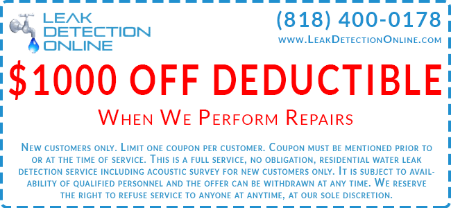 $1000 OFF DEDUCTIBLE WHEN WE PERFORM REPAIRS - LIMITS APPLY