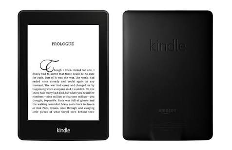 Download Amazon Kindle Paperwhite (5th Generation) Stock Firmware
