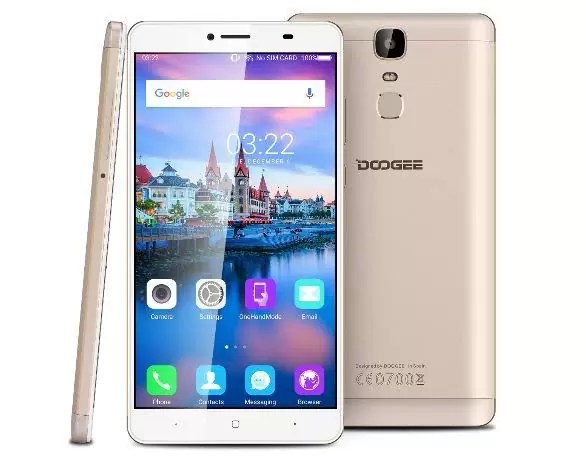 Doogee Y6 Max Official Firmware Flash File - Leakite
