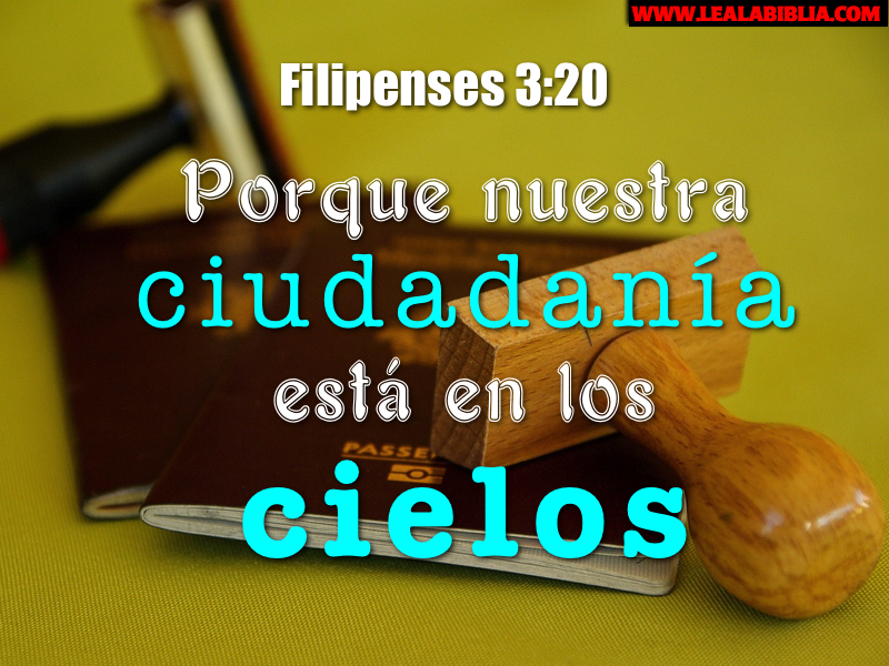 Filipenses 3:20