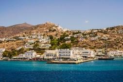 Photo Port de Naxos en Grèce - photographe voyage