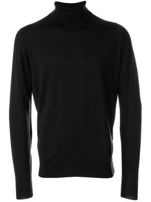 Pullover Black Wool