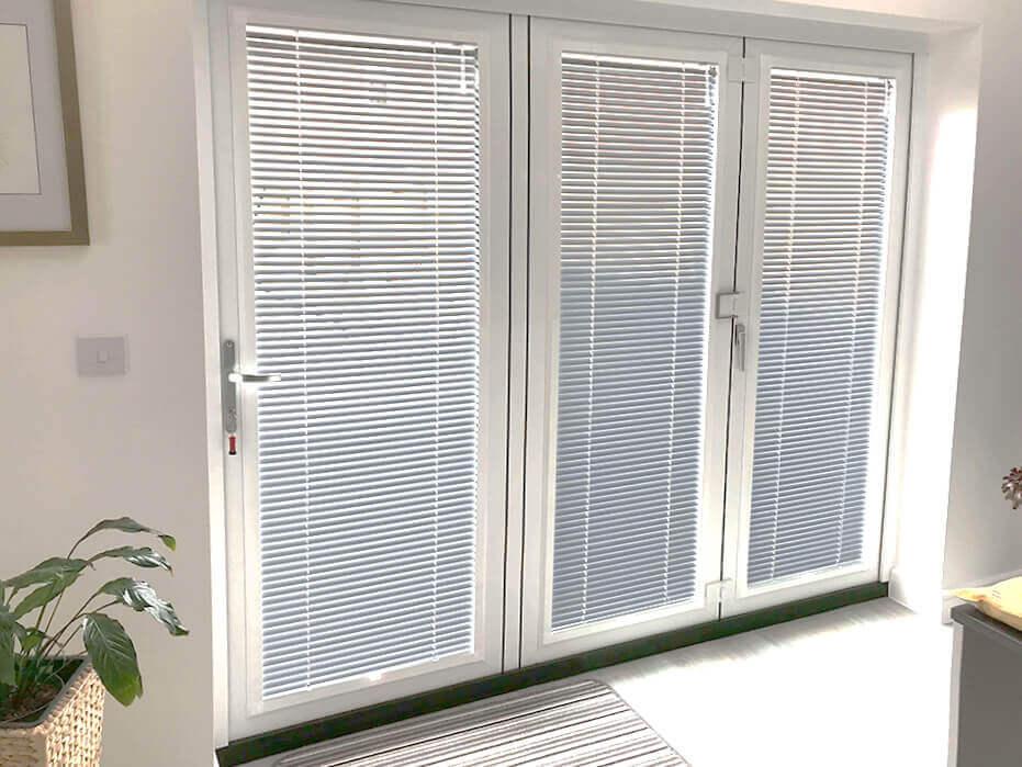 the best blinds for sliding glass doors