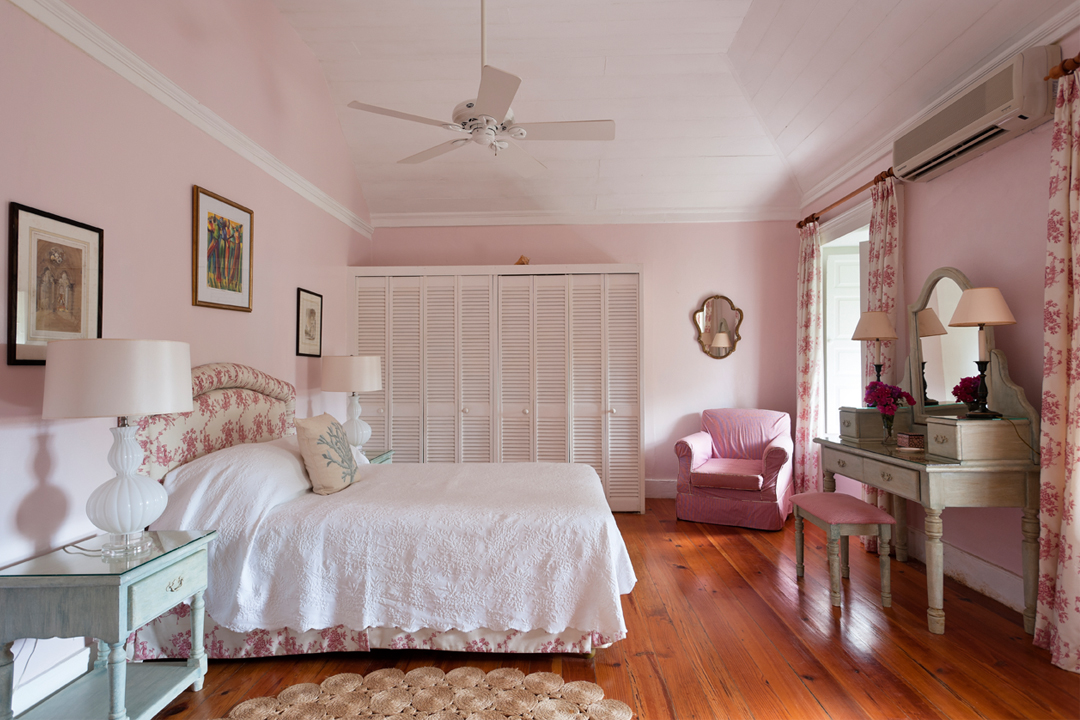 Pls give me a pink paint color rec for little girl's room