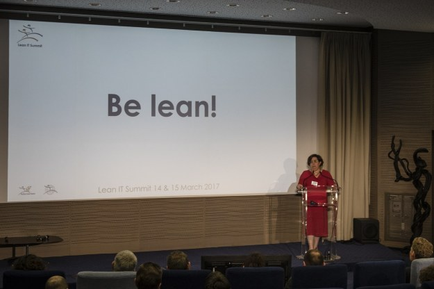 6th International Lean IT Summit