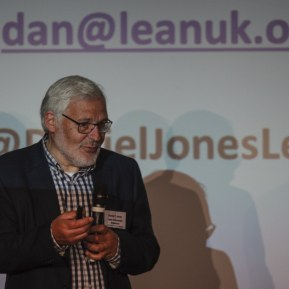 The Lean IT Summit brings the Lean IT community together to share ideas, exchange and create knowledge under the patronage of Daniel T.Jones