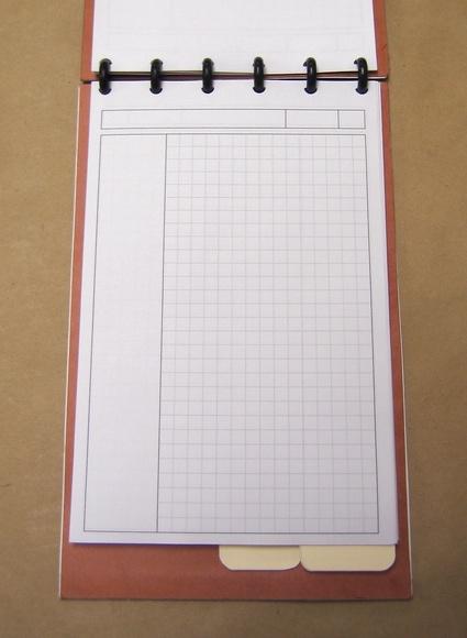 My Circa steno notebook  All this