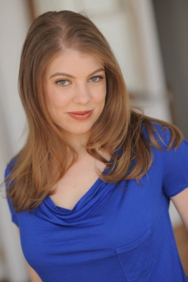 Leandra Ramm smaller size picture wearing blue shirt Take Three