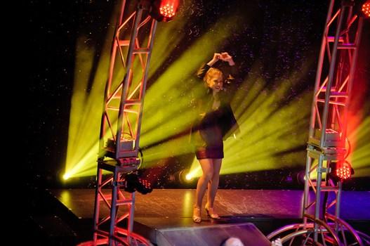 Leandra Ramm picture Celebrity Cruises Silhoutte Take Eleven